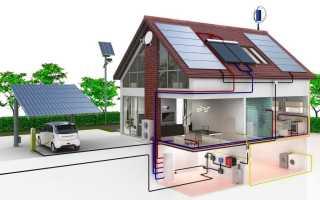 Экономное отопление электричеством своими руками