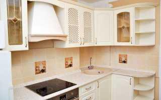 Кухонные маленькой кухни