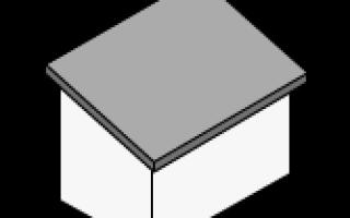 Расчет материала на крышу