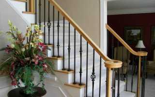 Варианты балясин для лестницы
