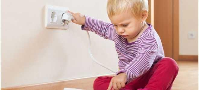 Детская безопасность в доме приспособления
