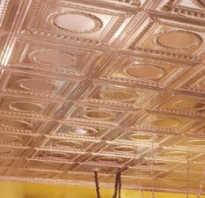 Рассчитать площадь потолка