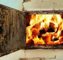 Как замазать печь чтобы не трескалась рекомендации