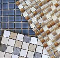 Обзор способов как клеить плиточную мозаику