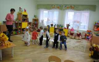 Домик из кубиков детский