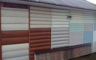 Чем отделать фасад дома из бруса