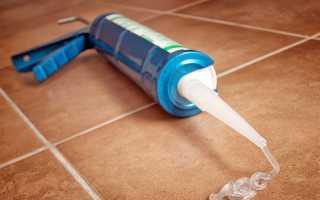 Удаление силиконового герметика с ванны