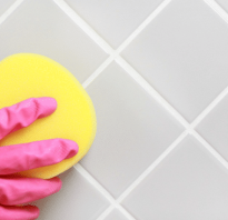 Средство для очистки швов между кафельными плитками